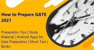 How to Prepare GATE 2021