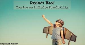Dream Big Do Big