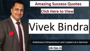 Vivek Bindra Success Quotes