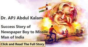 Dr. APJ Abdul Kalam Success Story