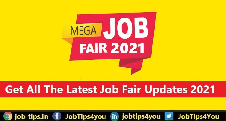 Latest Job Fair Updates 2021