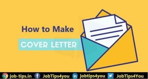 How to Make a Cover Letter