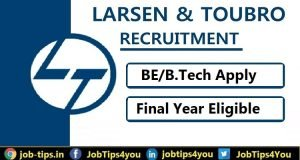 L&T Recruitment 2021