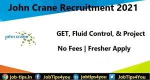 John Crane Job 2021